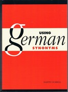 Using German Synonyms.