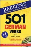 501 German Verbs [with CD]: Fully conjugated in all the tenses in an easy-to-learn format alphabetically  arranged. Fourth Edition.