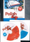 Polish in 4 Weeks: An intensive course in basic Polish with audio CD and CD-ROM.