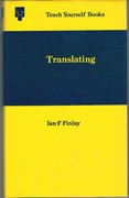 Translating: Teach Yourself Books.