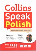 Speak Polish [Book only no CD].