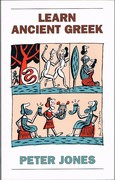Learn Ancient Greek Illustrations by Michael ffolkes.