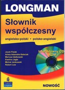 Longman Bi-lingual Dictionary English-Polish, English-Polish with CD. Wspolczesny Slownik Słownik współczesny angielsko-polski polsko-angielski z płytą CD. Fifth impression.