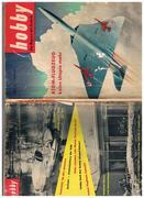 Hobby. Das Magazin der Technik.  Atom-Flugzeug keine Utopie mehr.