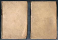 [VERRI, Pietro & Alessandro] (Association copy William Howley bookplate)