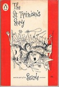The St Trinian's Story: and the pick of the Searle cartoons. Penguin Books 1659.