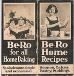 Be-Ro Home Recipes: Scones, Cakes, Pastry, Puddings. Eighteenth edition.