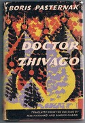 Doctor Zhivago: Translated from the Russian by Max Hayward and Manya Harari.