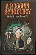 A Russian Schoolboy: Translated by J. D. Duff.  Illustrated by Kirill Sokolov.