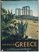 Portrait with Greece: with photographs in colour by Dimitri.