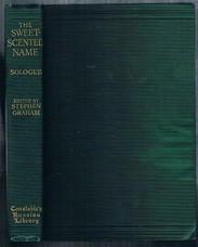 SOLOGUB, Fedor [Fyodor Kuzmich Teternikov]. (Ed. Stephen Graham).