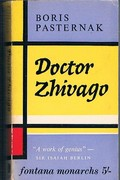 Doctor Zhivago: Translated from the Russian by Max Hayward and Manya Harari. FB 485M. Fontana Monarchs.
