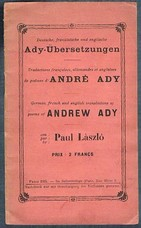 ADY, Endre (André, Andrew)