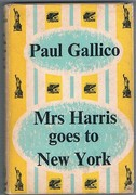 Mrs Harris goes to New York.